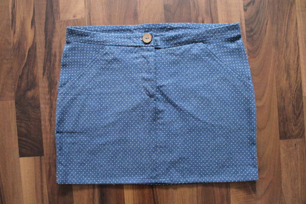 Moss Skirt Grainline Studio Front