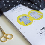 What's on my sewing table? – Agnes Jersey Top