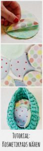Tutorial Sewing Cosmetic Pads