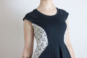 Zadie Dress Sewing Pattern by Tilly and the Buttons